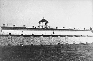 World War II persecution of Serbs - View of the Stara Gradiška concentration camp which was formerly an Austro-Hungarian fortress
