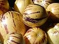 Starr-140402-0156-Solanum muricatum-fruit-Hawea Pl Olinda-Maui (24614779593).jpg