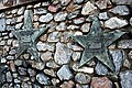 Stars on the Wall - geograph.org.uk - 671658.jpg