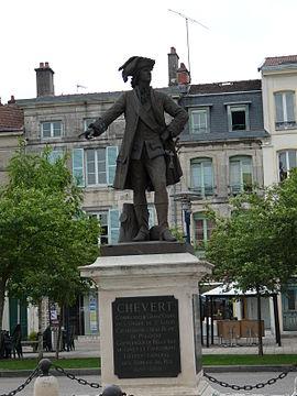 François de Chevert