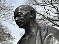 Statue of Mohandas K. Gandhi in Geneva - 10.JPG