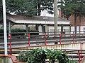 Stazione di sant'Ellero Pensilina binario 2.jpg