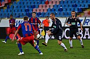 Steaua Bucharest V St Patrick's Athleitc