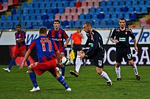 Steaua Bucharest V St Patrick's Athleitc.jpg
