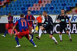 St Patrick's Athletic F.C. - FC Steaua Bucharest V St Patrick's Athletic F.C. on 20 August 2009