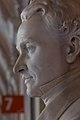 Stephan Ladislaus Endlicher (Nr. 30) Bust in the Arkadenhof, University of Vienna -2210.jpg