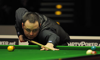 2012 German Masters - Stephen Maguire played the highest century of the televised stage with 130.