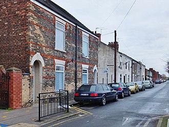 Stepney, Kingston upon Hull - Image: Stepney Lane, Kingston upon Hull