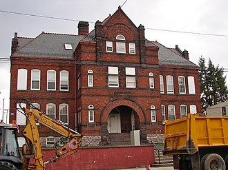 Stevens School (York, Pennsylvania) - Stevens School, November 2010