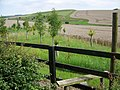 Stile and footpath near Rockley - geograph.org.uk - 1435709.jpg