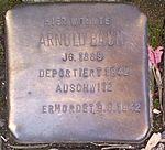 Stolperstein Arnold Baum Offenburg.jpg