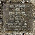 Stolperstein Gotzkowskystr 35 (Moabi) Friedrich Klemstein.jpg