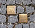 Stolperstein Salzburg, Verlegestelle Stiftshof St. Peter.jpg