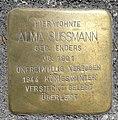 Stolperstein Windeck Rosbach Hurster Straße 26 Alma Sussmann.jpg