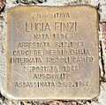 Stolperstein für Lucia Finzi.JPG