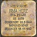 Stolpersteine Salzburg Irma Herz.jpg
