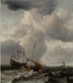 Stormy Sea with Ships (SM 499).png