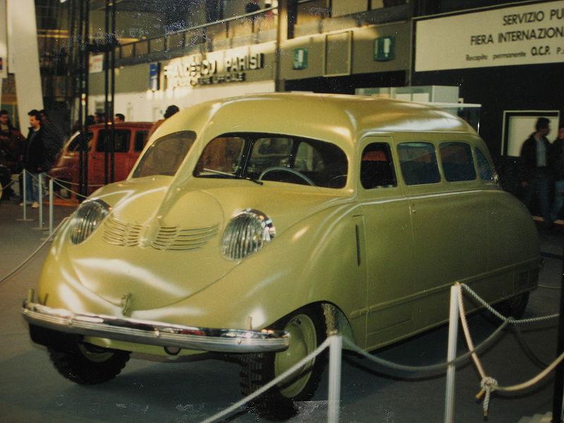 Earl Grant Caravan