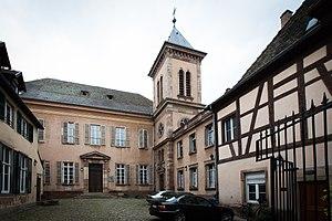 Strasbourg église réformée du Bouclier août 2013.jpg