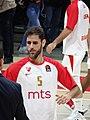 Stratos Perperoglou 5 KK Crvena zvezda EuroLeague 20191010 (2).jpg