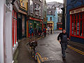 Street scene in Kinsale - geograph.org.uk - 126821.jpg
