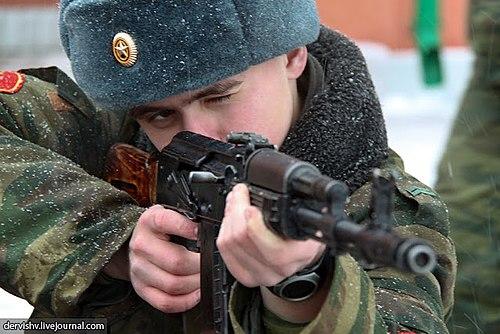 Крупнокалиберная бесшумная снайперская винтовка ВССК
