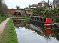 Stub of the Whitchurch Arm of the Llangollen Canal - geograph.org.uk - 1231256.jpg