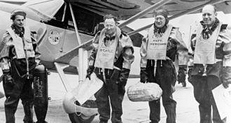History of the Civil Air Patrol - The Subchasers of CAP Coastal Base 3, Lantana, Florida