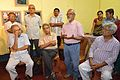 Subimalendu Bikas Sinha Addressing - Inaugural Function - Group Exhibition - Photographic Association of Dum Dum - Kolkata 2015-06-22 2961.JPG