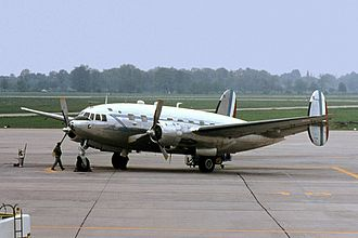 COSARA - Sud-Oest SO-30P Bretagne - this type of aircraft was flown by COSARA from 1952
