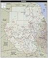 Sudan Administrative Divisions 2007.jpg