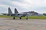 Sukhoi Su-35S 'RF-95242 - 03 red' (37459418485).jpg