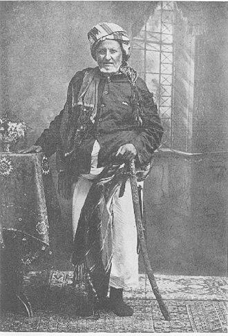 Fadhli Sultanate - Sultan Hussein Bin Ahmed Bin Abdullah