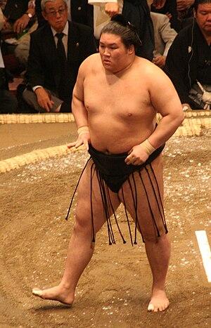 Gōeidō Gōtarō - Goeido in May 2009