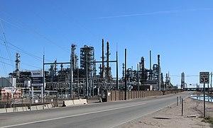 Suncor Energy - Suncor Energy's refinery in Commerce City, Colorado.
