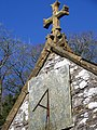 Sundial, St John the Baptist Church, East Down - geograph.org.uk - 729312.jpg