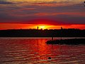 Sunset seem from Madison Wisconsin - panoramio.jpg