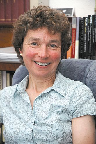 Susan Manning (professor) - Image: Susan Manning in her office in IASH, Edinburgh