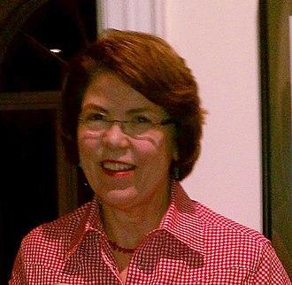 Susan Martin - Martin in 2012