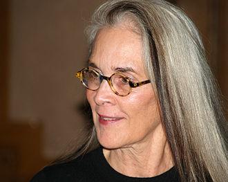 Susanna Moore - Moore at the 2007 Brooklyn Book Festival