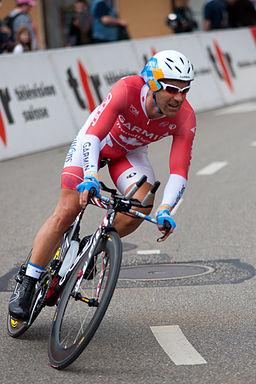 Svein Tuft - Tour de Romandie 2010, Stage 3
