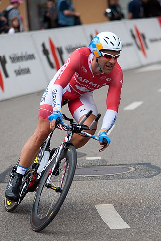 Canadian National Time Trial Championships - Svein Tuft