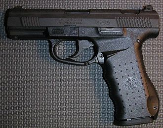 Walther P99 - Image: Sw 99 small