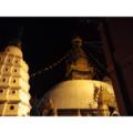 Swayambhy Stupa ( Night View).png