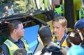 Sweden national under-21 football team, Euro 2015 celebration, players 30.JPG