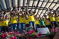 Sweden national under-21 football team celebrates in Kungsträdgården 2015-28.jpg
