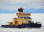 Swedish icebreaker Oden