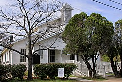 Sweet home baptist church austin 2014.jpg