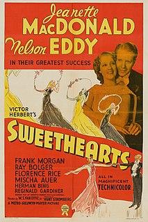 <i>Sweethearts</i> (1938 film) 1938 film by Robert Zigler Leonard, W. S. Van Dyke