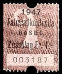 Switzerland Basel 1947 bicycle control revenue 1fr - 4.jpg